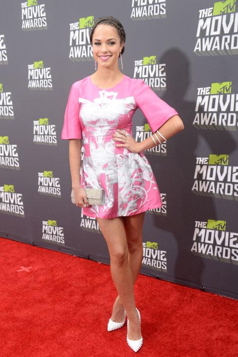 ALEXIS KNAPP, MTV Movie Awards