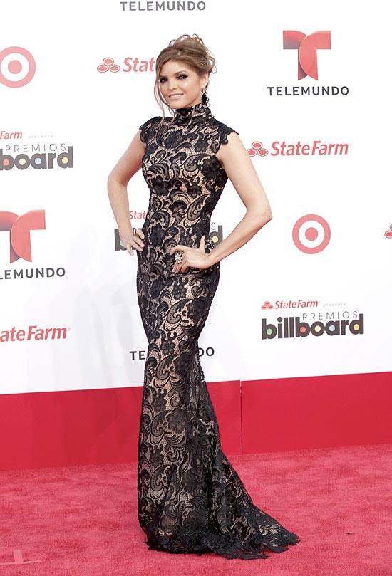 Ana Bárbara, Premios Billboard de la Música Latina 2013