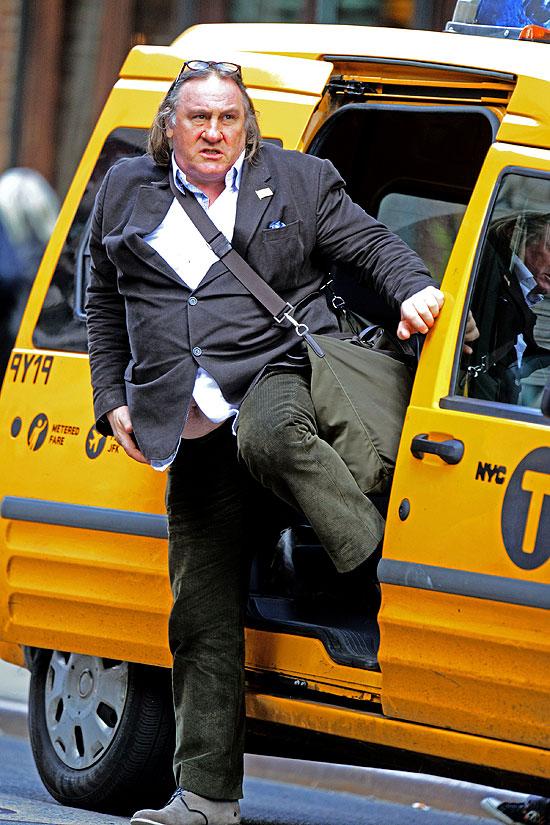Gerard Depardieu, Míralos
