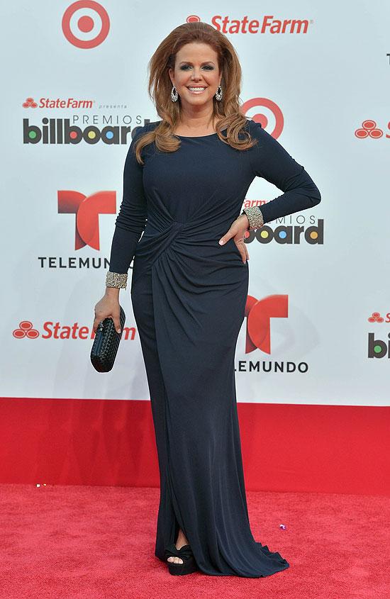 María Celeste Arrarás, Premios Billboard de la Música Latina 2013