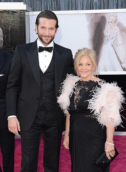 Bradley Cooper, Gloria Cooper