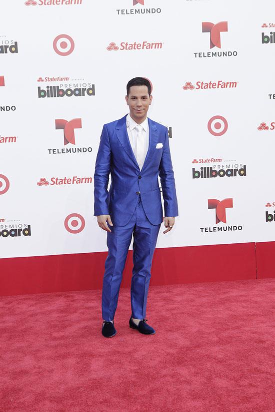 Christian Chávez, Premios Billboard de la Música Latina 2013