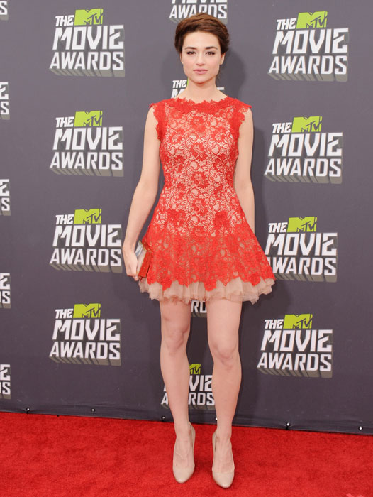 CRYSTAL REED, MTV Movie Awards