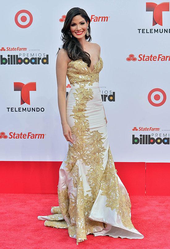 Cynthia Olavarría, Premios Billboard de la Música Latina 2013