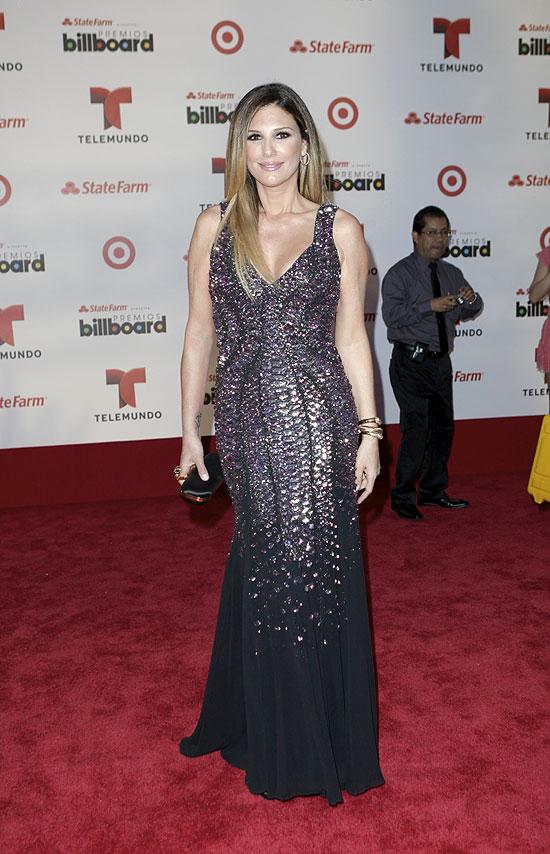 Daisy Fuentes, Premios Billboard de la Música Latina 2013