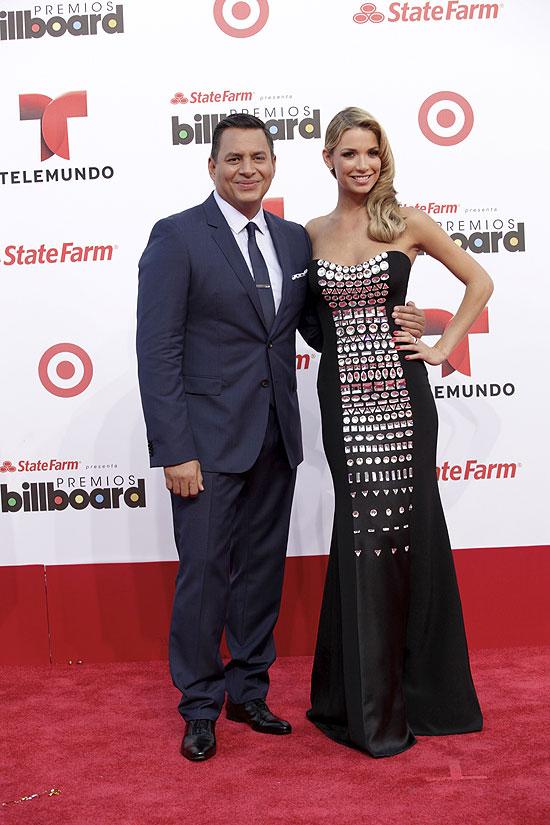 Daniel Sarcos, Premios Billboard de la Música Latina 2013