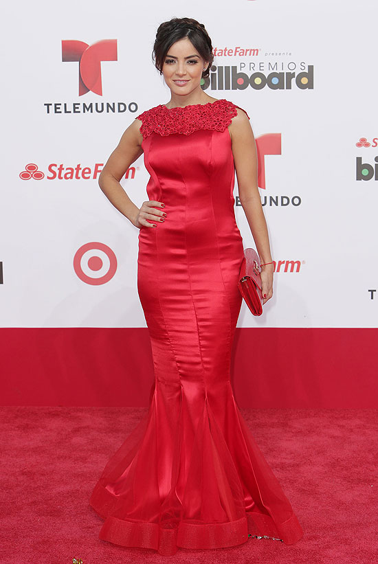 Daniela Navarro, Premios Billboard de la Música Latina 2013