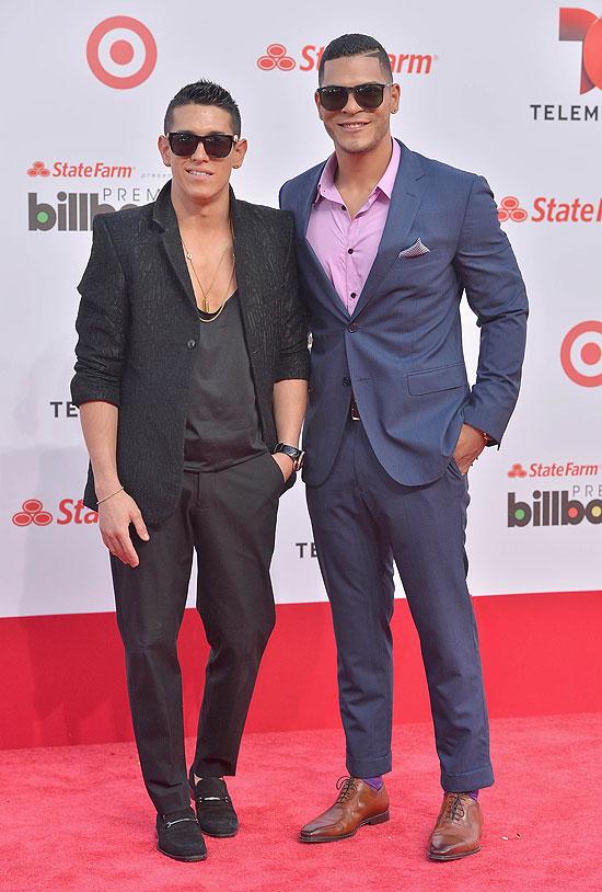 Dyland y Lenny, Premios Billboard de la Música Latina 2013