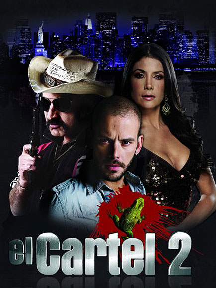 Diego Cadavid, Patricia Manterola, capos de telenovela