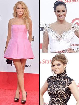 Ellas, Premios Billboards 2013