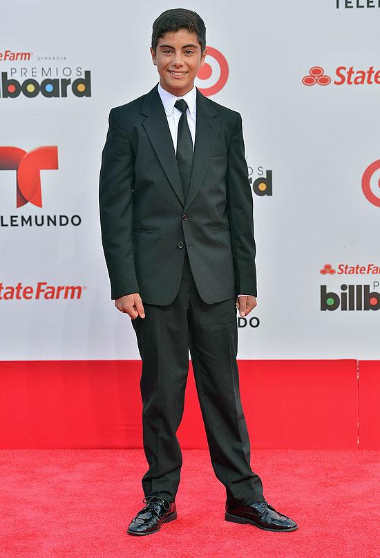 Emilio Caballero, Premios Billboard de la Música Latina 2013