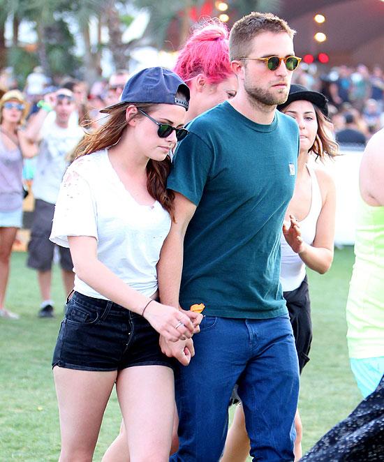 Kristen Stewart, Robert Pattinson, Míralos