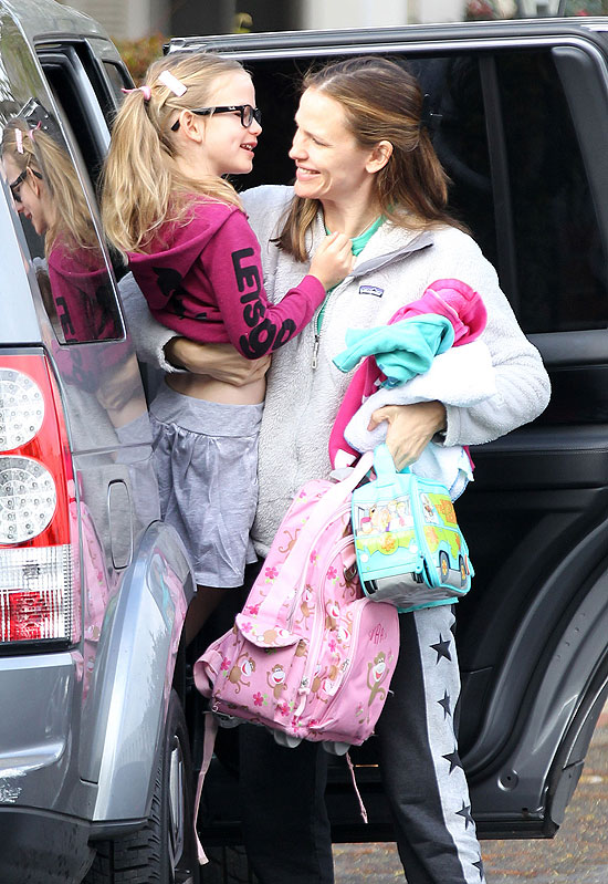 Jennifer Garner, Violet, Mini Míralos