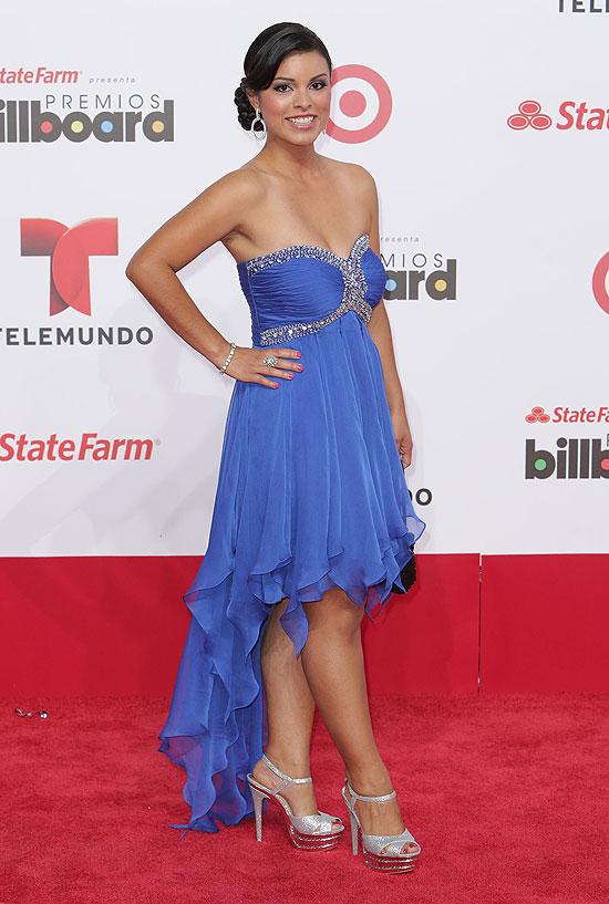 Gabby Villanueva, Premios Billboard de la Música Latina 2013