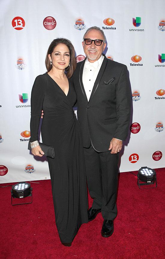 Gloria Estefan, Emilio Estefan, parejas duraderas