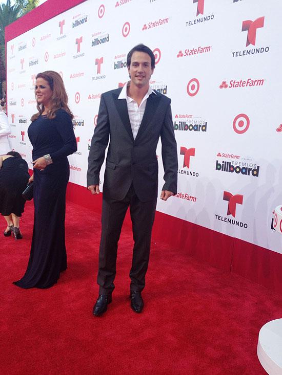 Gustavo Leone, Premios Billboard de la Música Latina 2013