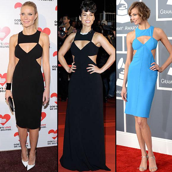 Gwyneth Paltrow, Alicia Keys, Dos mujeres, Karlie Kloss
