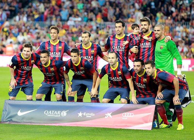 Shakira, Milan, Barcelona, futbol, Míralos