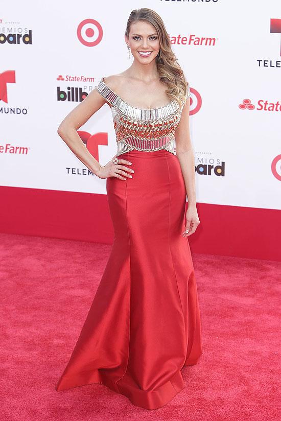 Jessica Carrillo, Premios Billboard de la Música Latina 2013