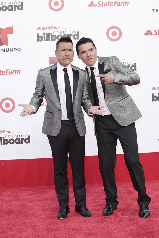 Horacio Palencia, Jorge Bernal, Premios Billboard de la Música Latina 2013