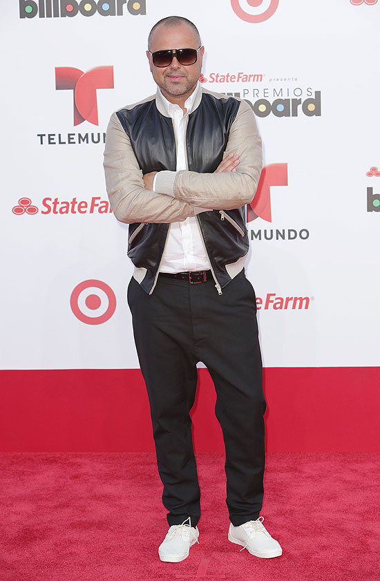 Juan Magán, Premios Billboard de la Música Latina 2013