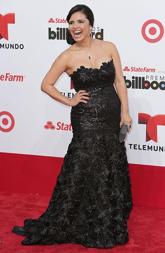 Karen Hoyos, Premios Billboard de la Música Latina 2013
