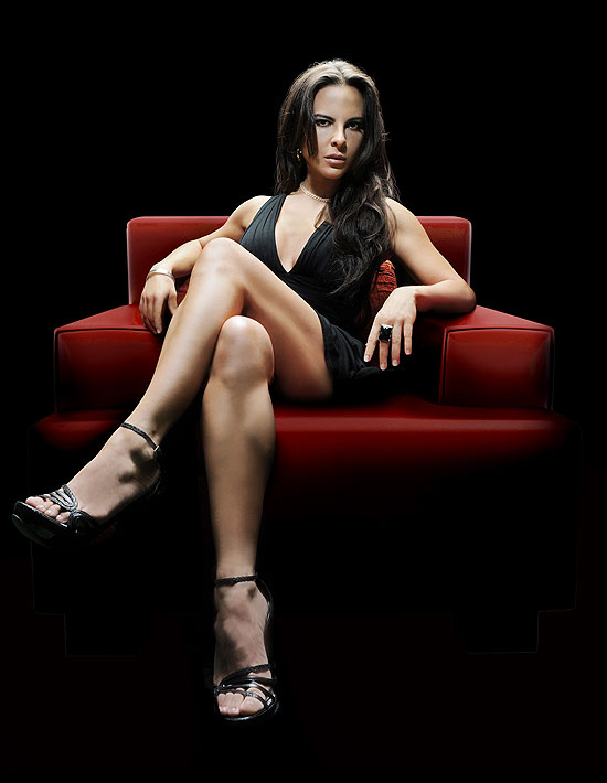 Kate del Castillo, capos de las telenovelas