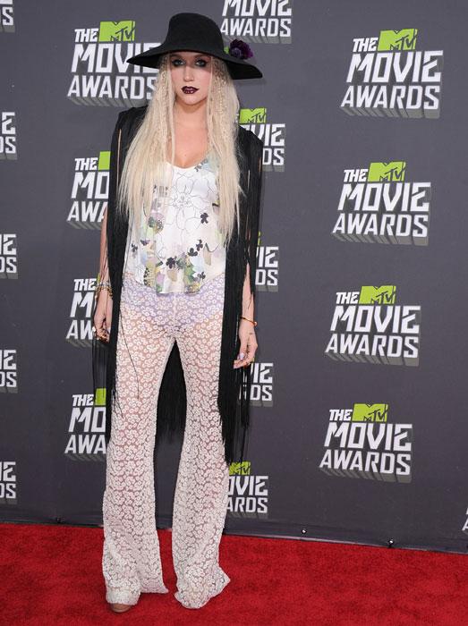 KE$HA, Kesha, MTV Movie Awards
