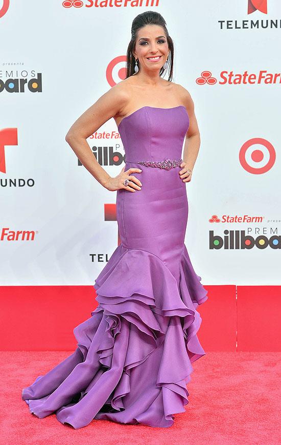 Kika Rocha, Premios Billboard de la Música Latina 2013