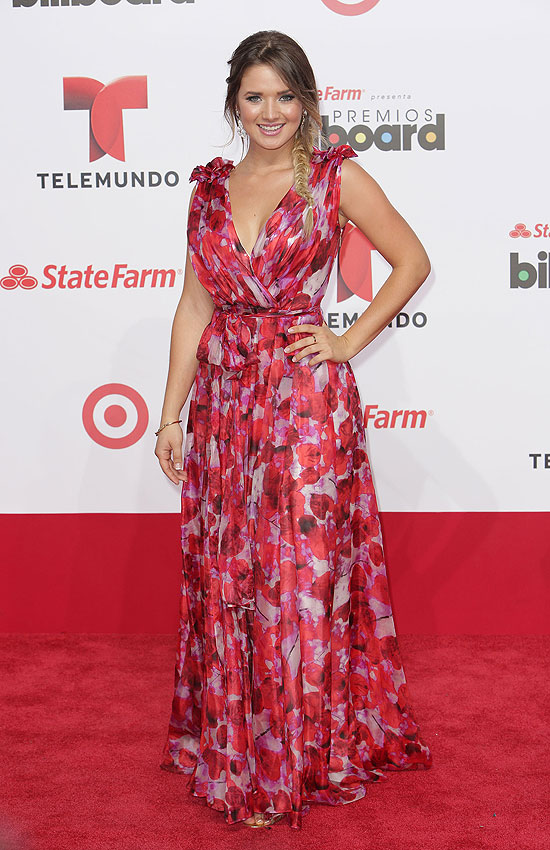 Kimberly Dos Ramos, Premios Billboard de la Música Latina 2013