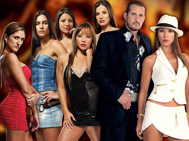 Fernándo Solórzano, Amparo Grisales, capos de las telenovelas