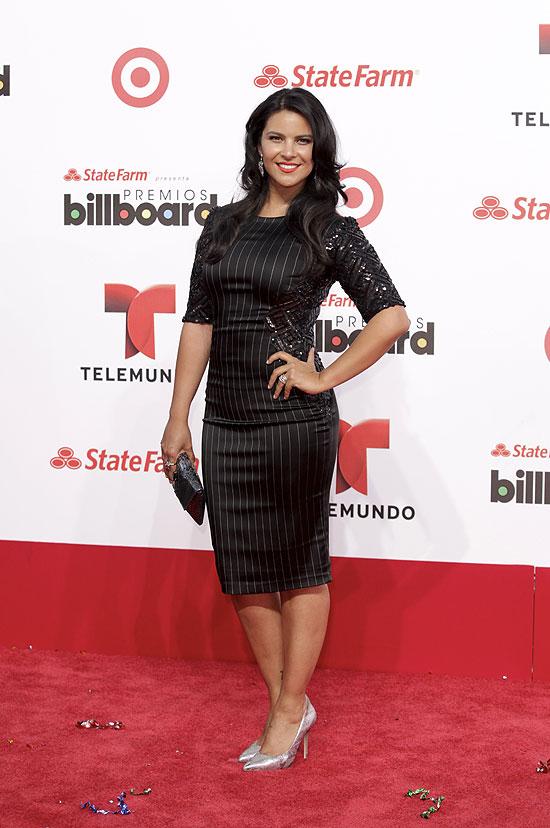 Litzy Domínguez, Premios Billboard de la Música Latina 2013