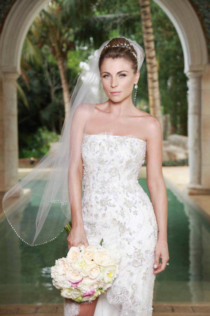 Ludwika Paleta, boda