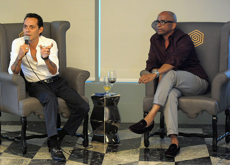 Marc Anthony, Sergio George, Míralos