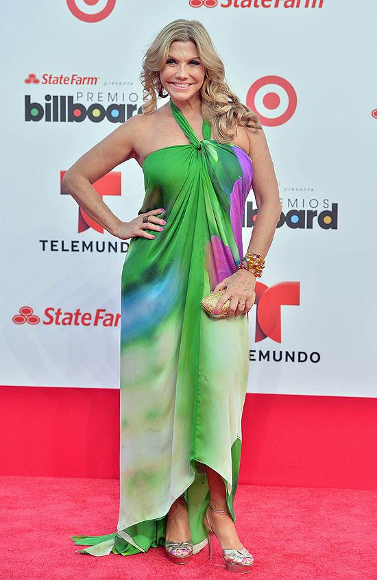 Martha Pabón, Premios Billboard de la Música Latina 2013