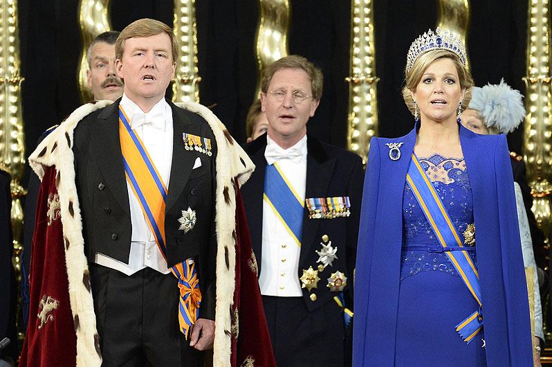 Máxima, Guillermo, reyes, Holanda