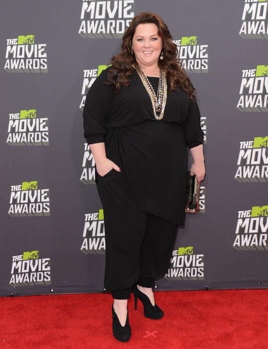MELISSA MCCARTHY, MTV Movie Awards