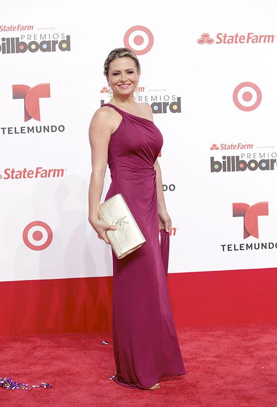 Mercedes Molto, Premios Billboard de la Música Latina 2013