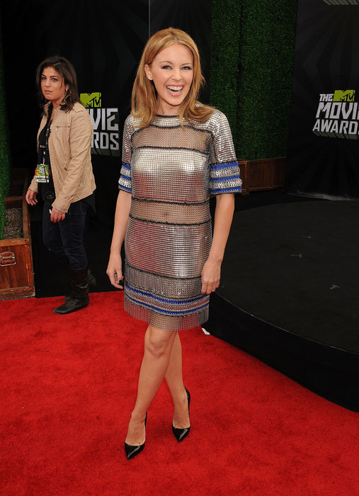 KYLIE MINOGUE, MTV Movie Awards