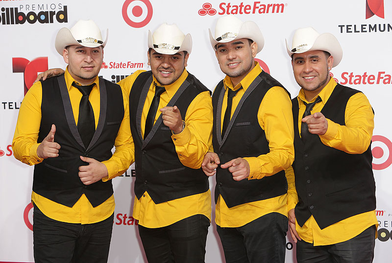 Montez de Durango, Premios Billboard de la Música Latina 2013