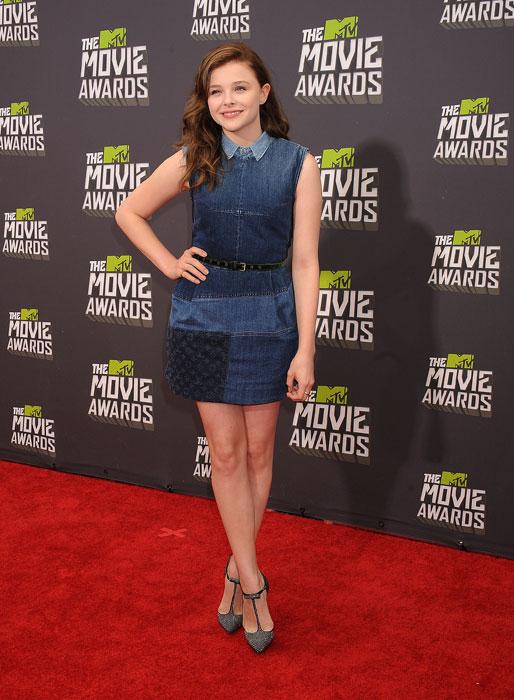CHLOE MORETZ, MTV Movie Awards