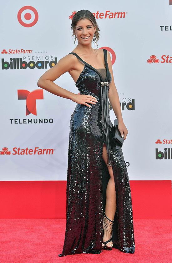 Natasha Domínguez, Premios Billboard de la Música Latina 2013