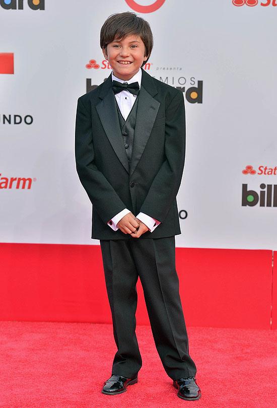 Nikolás Caballero, Premios Billboard de la Música Latina 2013
