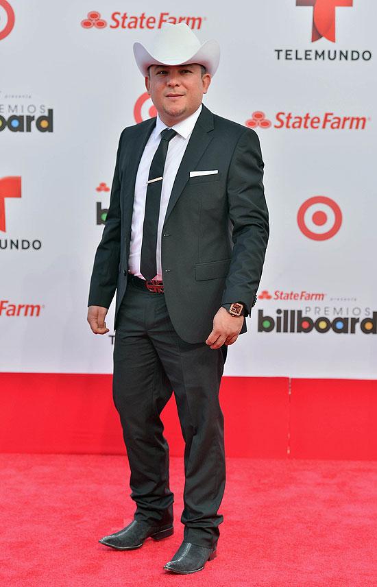 Jesús Ojeda, Premios Billboard de la Música Latina 2013