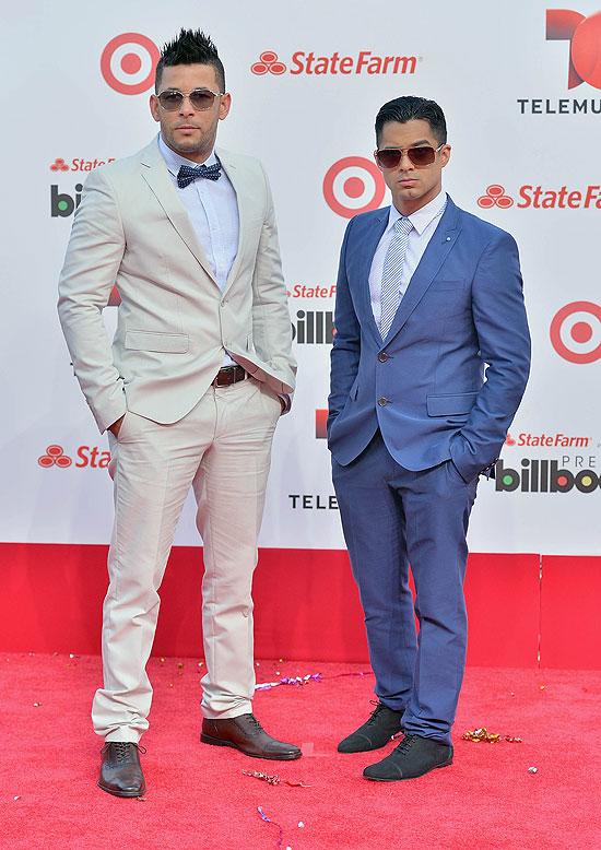 Rakim & Ken-Y, Premios Billboard de la Música Latina 2013