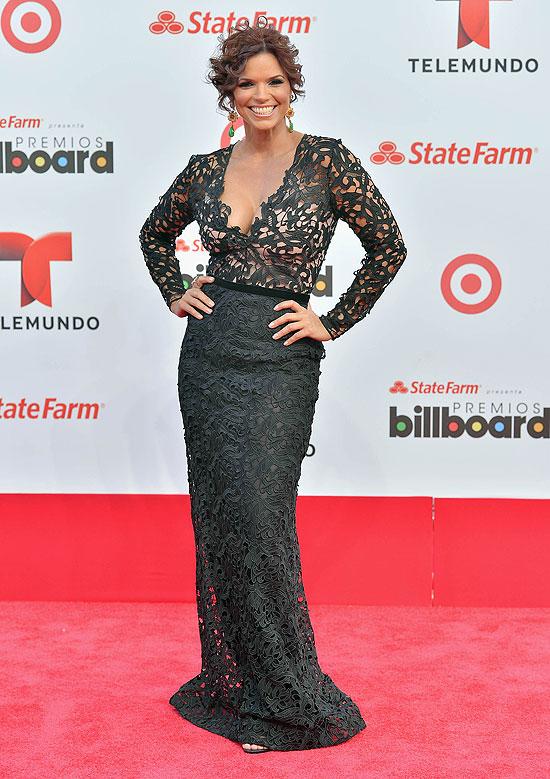 Rashel Díaz, Premios Billboard de la Música Latina 2013