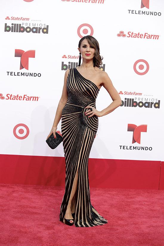 Catherine Siachoque, Premios Billboard de la Música Latina 2013