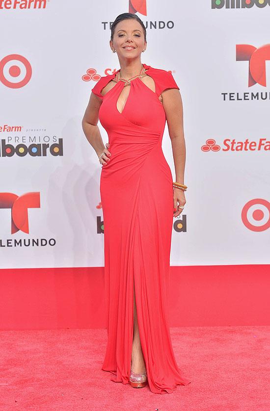 Sofía Lachapelle, Premios Billboard de la Música Latina 2013