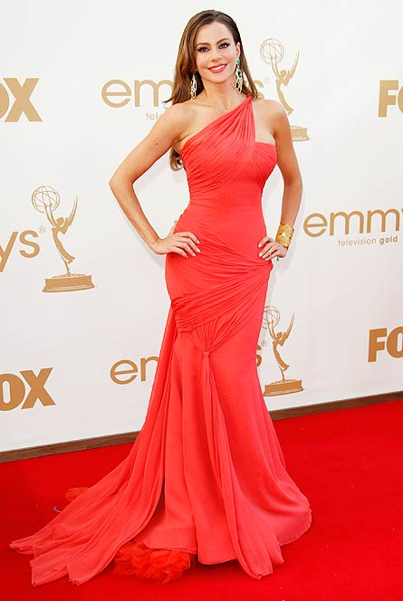 Sofía Vergara, Emmy 2011