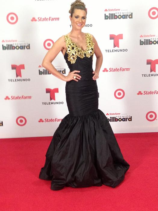SONYA SMITH, Latin Billboards 2013